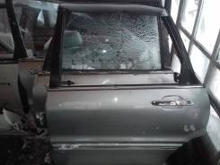 Стекло двери, левое заднее Mitsubishi Galant. Eterna, E34A