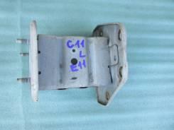Кронштейн усилителя бампера Nissan Tiida/Note, C11/E11. 75115-ED00A