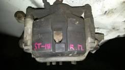 Суппорт тормозной Toyota Carina ST190, правый передний
