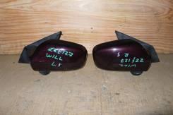 Зеркало заднего вида боковое Toyota WiLL VS ZZE127 левое/правое