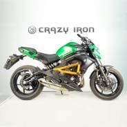 Crazy IRON клетка PRO Kawasaki ER6N ОТ `12-