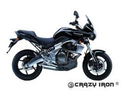 Crazy IRON ДУГИ Kawasaki Versys KLE650  KLE650D