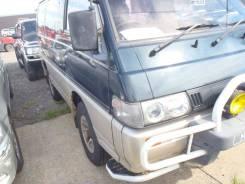 Решетка радиатора. Mitsubishi Delica, P35W, P23W, P24W, P25W