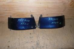 Ресничка под стоп сигнал Toyota Premio AT211 левая/правая