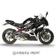 Crazy IRON клетка PRO Kawasaki ER6F ОТ `12-