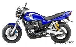 Crazy IRON дуги Yamaha XJR400