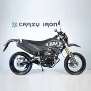 Crazy IRON дуги Baltmotors Motard 200