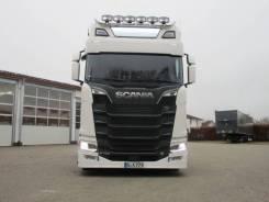Scania, 2017