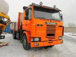Scania R142. НL 6х2 1984 года, 16 000куб. см., 6x2