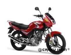 Crazy IRON ДУГИ Yamaha YBR-125 ДО -`08 ВКЛ.