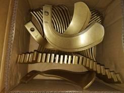 Комплект японских ножей Kotamoto для почвофрезы Cупер золотой коготь