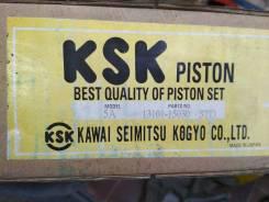Комплект поршней KSK 5A Std 13101-15030 Япония