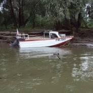 Продам лодку днепр +мотор сеа про 30 + телега