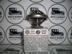 Термостат. Volkswagen: Touareg, Passat, Bora, Corrado, Eos, Transporter, Sharan, Vento, Phaeton, New Beetle, California, Golf, Multivan, Caravelle Por...