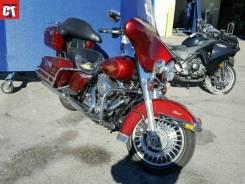 Harley-Davidson Electra Glide Classic FLHTCI, 2010