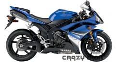 Crazy IRON ДУГИ Yamaha YZF-R1 `07-`08