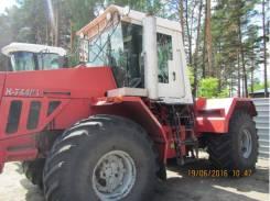 Кировец К-744, 2012