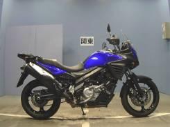 Suzuki V-Strom DL650A, 2013