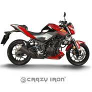 Crazy IRON дуги Yamaha MT-03