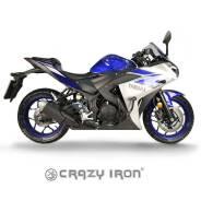 Crazy IRON дуги Yamaha YZF-R3