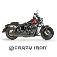 Crazy IRON дуги Harley Davidson DYNA 06-17