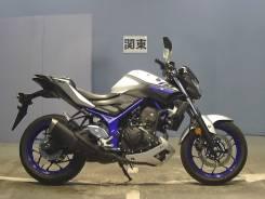 Yamaha MT-03, 2015
