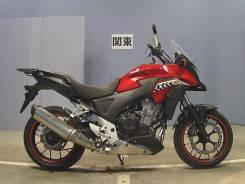 Honda CB 400SF, 2014
