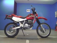 Honda XR 600R, 1996