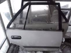 Стекло двери Toyota Corona 170, правое заднее
