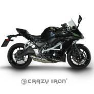Crazy IRON Клетка PRO Kawasaki Ninja 650, Z650 ОТ `17-