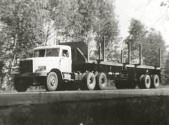 Краз 257, 1982