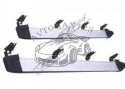 Подножки Toyota LAND Cruiser 80