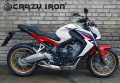 Crazy IRON дуги Honda CB650F