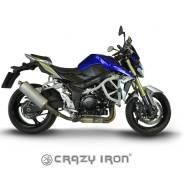 Crazy IRON клетка PRO Suzuki GSR750