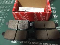 Колодки тормозные Япония ACRE AP-473S Nissan Leaf ZE0 задние дисковые