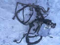 Электропроводка двигателя и блок управления двигателем 7A FE