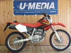 Honda XR 250, 2004