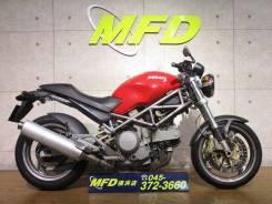 Ducati Monster 400, 2002