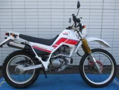 Yamaha Serow 225, 2006
