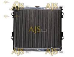 Радиатор алюминиевый Toyota Land Cruiser 200 2UZ 50mm AT AJS