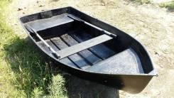 Лодка весельно-моторная Омь Эконом