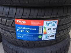 Zeta ZTR10, 245/40 R18