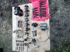 Ниссан дизель двигатель фе-6 24 клапана в разбор