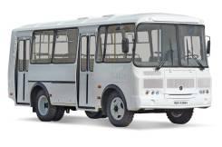 ПАЗ 32054. раздельные сиденья с ремнями безопасности, 21 место
