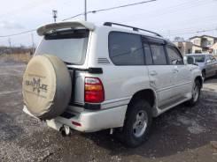 Toyota Land Cruiser, 2001