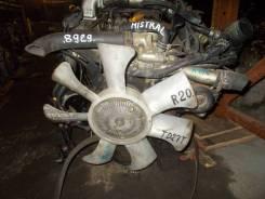 Двигатель TD27 Nissan Mistral Terrano Caravan