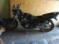 Honda CB400SF в разбор