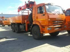КамАЗ 43118 Kanglim KS1256G-II, 2018