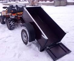 Прицеп для квадроцикла ATV от TeRRитория прицепов-Сурнова