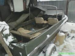 Продам лодку с мотором КрымЯмаха-30 175.000р